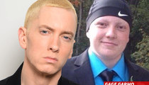 Eminem -- Grants Wish ... For Terminally Ill Fan