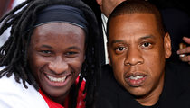 Jay Z -- Inks Todd Gurley To Roc Nation Sports