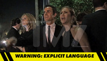Jennifer Aniston -- Hey F***er, Give Us a Ride! (VIDEO)
