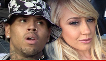 Chris Brown Shuts Down Porn Star Who Posted Junk Pics