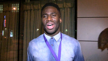 NY Giants' Prince Amukamara -- I'm Obsessed With 'The Bachelor' ... I Filled Out a Bracket