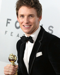 Eddie Redmayne & Jennifer Lawrence Share Their Love For 'Real Housewives' And Reality TV