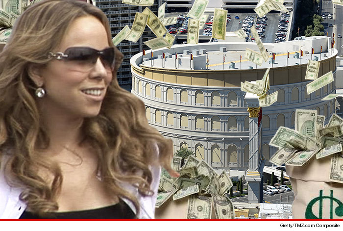 Mariah Carey Las Vegas Deal