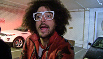 Redfoo -- I'm Taking Chris Brown's Lead ... Increased Security at My Gigs!