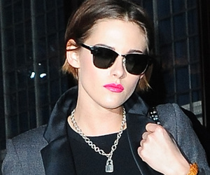 Kristen Stewart Looks Amazing In Another Menswear-Inspired Look