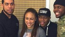 Janay Rice -- 'I Have the Best Husband In the World'