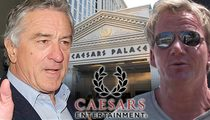 Caesars Palace Bankruptcy -- Robert De Niro Stiffed ... No Cash for Nobu