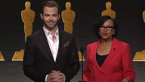 Oscar Nominations -- Poop Got Nominated for an Oscar! Wait, WHO? (VIDEO)