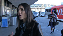 Victoria Justice -- It's Not My Fault 'Victorious' Got Cancelled