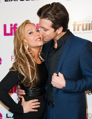 Adrienne Maloof & Jacob Busch -- Before The Split!