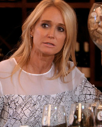 "Video: Kim Richards Acts Strange, Brandi & Kyle Fight During ""Real Housewives"" Poker Night"