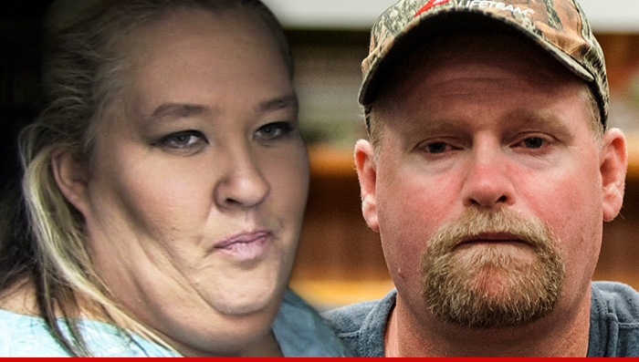 Mama June Kicks Out Sugar Bear