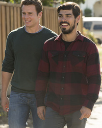 "Raul Castillo Teases What's to Come for Patrick & Richie on ""Looking,"" Talks Sex Scenes"
