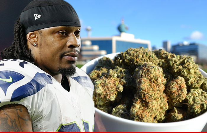 Marshawn Lynch Weed