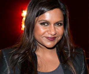 Mindy Kaling Debuts Blonde Ombre 'Do -- Like the Look?