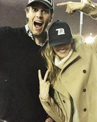 See How Gisele Bundchen Celebrated Tom Brady's Big Patriots Win!