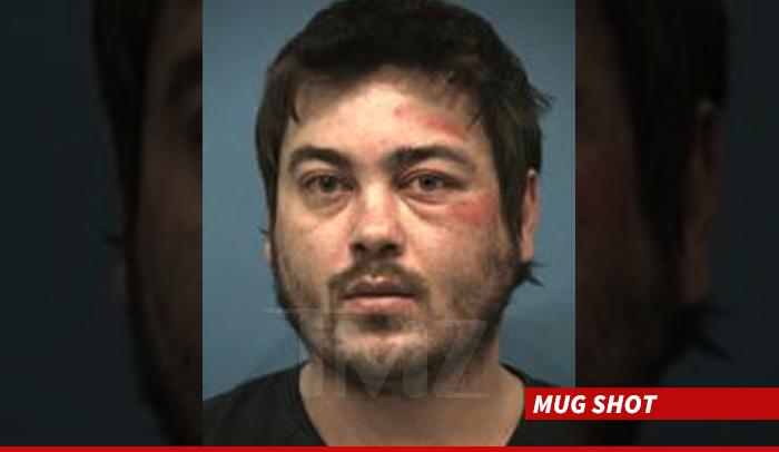 Brandon Budd Arrested For DWI
