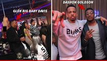 NBA Star -- OUT-THUNDERSTORMS NFL STAR ... At L.A. Strip Club