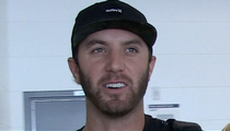 Dustin Johnson -- I DON'T HAVE A COKE PROBLEM ... But I Booze Too Much