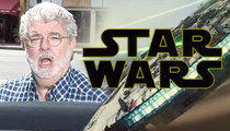 George Lucas -- Don't Blame Me If the New 'Star Wars' Sucks ... It Wasn't My Idea!