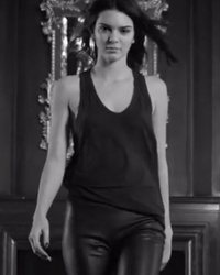 Kendall Jenner Smolders In First Video for Estée Lauder