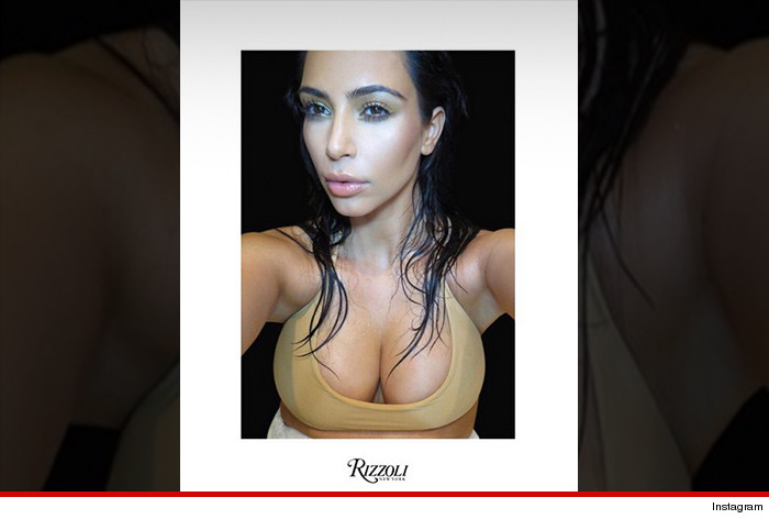 Kim Kardashian Selfie Book