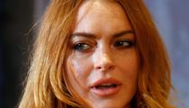Lindsay Lohan -- Hospitalized with Rare Virus