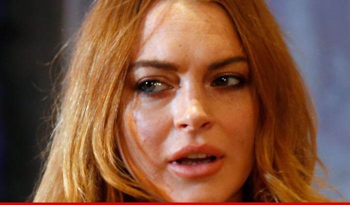 Lindsay Lohan is in a London hospital with a rare, incurable virus she ... Lindsay Lohan