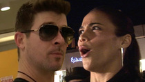Robin Thicke -- Puts Paula Patton On the Hot Seat in 'Blurred Lines' Lawsuit