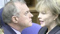Stephen Collins -- DIVORCE SETTLED ... Confession Tape Under Lock and Key