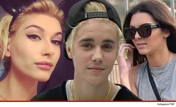 Justin Bieber Kendall Jenner Hailey Baldwin Friends
