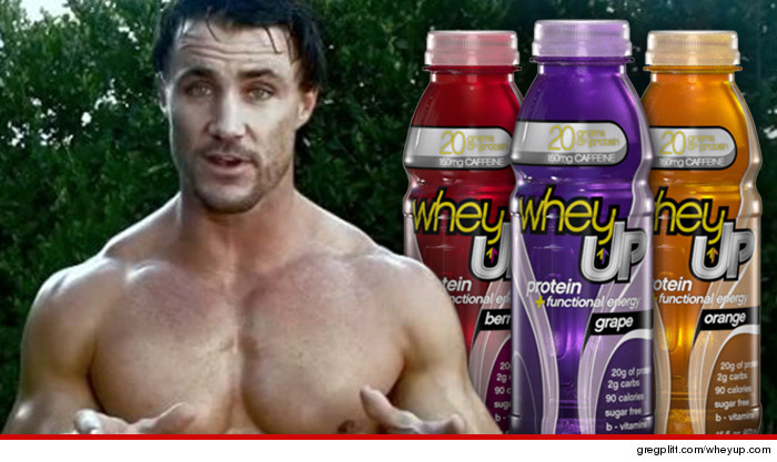 Greg Plitt Energy Drink