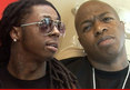Birdman vs. Lil Wayne -- War is On ... NO SETTLEME