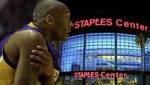 Kobe Bryant -- Injury Hurts Local Restaurants ... Expecting Fans to Bail