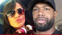 NFL's Marcedes Lewis -- Cops Called In Paternity War ... Baby Mama Allegedly Flips Out