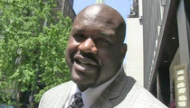 Shaq's Sitcom -- 'CRACK VS. SHAQ' ... Racy Jokes In Pilot Script