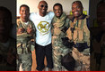 Kobe Bryant -- Hits Up Paintball Park ... After Shoulder Injury