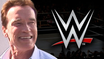 Arnold Schwarzenegger -- I'm Entering WWE Hall of Fame, Baby