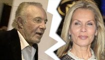 James Caan -- Files for Divorce From Wife Linda ... for the Third Time