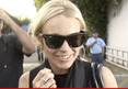 Lindsay Lohan -- Down to the Wire ... Community Service COMPLETED!