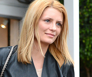 Mischa Barton Looks Happy & Healthy Running