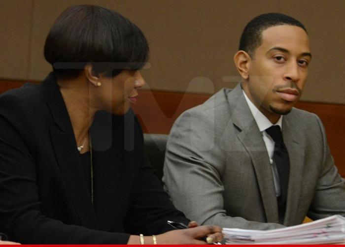 Ludacris — I Got Full Custody Of Our Daughter