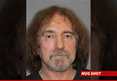 Black Sabbath -- Bassist Geezer Butler Arrested for Bar Brawl