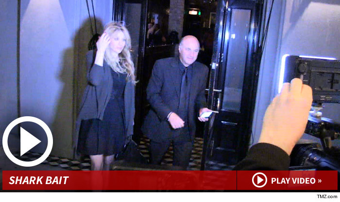 Kevin O'Leary -- Courtney Loves Making Money ... And So Do ...