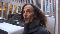 Kenny G -- The Best Football Player I Ever Golfed With Was ...
