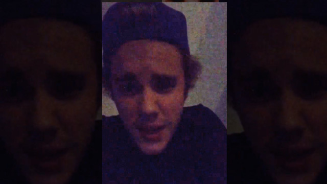 Justin Bieber — I've Been Covering Up Who I Really Am … Begs for Mercy