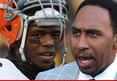Stephen A. Smith -- Fires Back at Josh Gordon