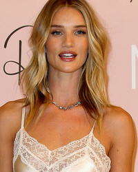 Rosie Huntington-Whiteley's Bringing The Slip Dress Back -- See Her '90s Look!