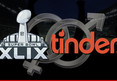 Super Bowl XLIX -- Horny Fans Burning Up Tinder