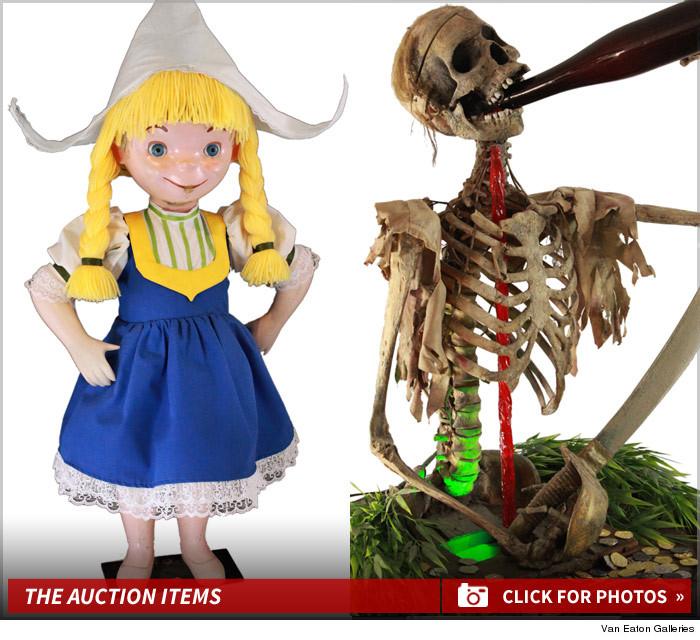 Disneyland Auction Items